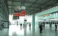 Fiumicino da vinci airport