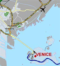 Airport Of Venice Car Rental In Venice Gd Italy Com